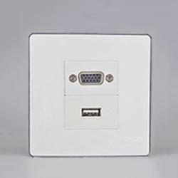 VGA+USB